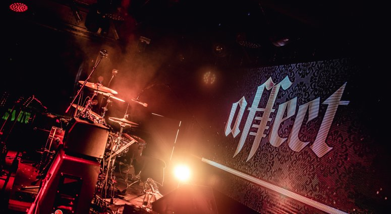 Photo from an event of Affect Band.